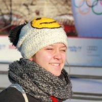 Да здравстует первое зимнее солнышко!! :: Дмитрий Сушкин