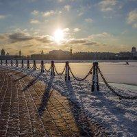 Мороз и солнце :: Valeriy Piterskiy
