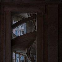 Лестница в старом замке :: Lmark