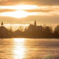 Хельсинки, рассвет :: Елена Троян