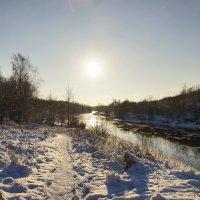 Река Плюсса!!! :: Ирина Лебедева