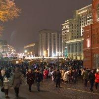 Новогодняя Москва :: Юрий Кольцов