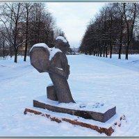 Рыцарская дорога в парке Нева. :: Александр Лейкум