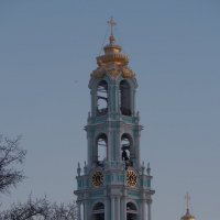 Лаврская колокольня :: Сергей Михальченко