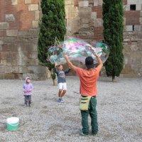 Пузыри Барселоны :: Юрий Рекеть