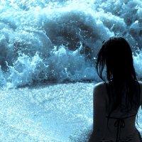 Волна идет! :: Светлана Белова