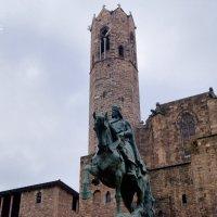Памятник Рамону Беренгеру III :: Alex