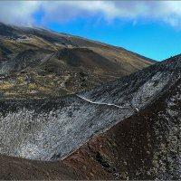 На склонах вулкана Этна. Сицилия :: Lmark