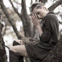 Птица Ксения :: Алена Дроздова