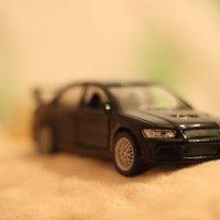Mitsubishi Lancer :: Юлия Ткачёва