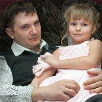 В четвером! Дочка, сын, отец и внучка. :: brewer Vladimir