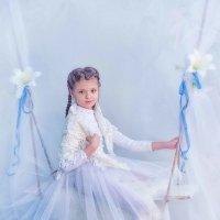куколка-балетница :: Юлия Кожухарь