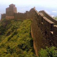 г. Бейдайхэ. Великая Китайская стена :: Лилия Гиндулина