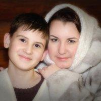 А крещенские морозы нам не по чем :: Ольга Захарова