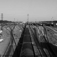 вид с моста :: Евгения Латунская