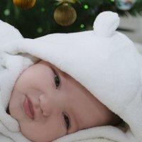 Первый Новый год :: Светлана Былинович