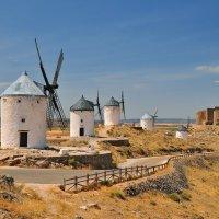 Ruta de Don Quixote :: Mikhail