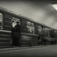 Метро (1) :: Дмитрий Чистопольских