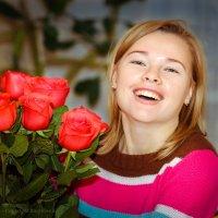 Розы :: Сергей Бурыкин