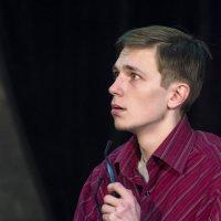 Стеснительность :: Алексей Борисов