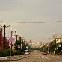 Хабаровск :: Лилия Гиндулина