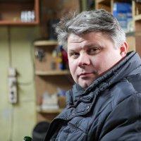 Хороший парень Пашка. :: Андрей Якимюк