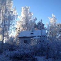 Заброшенный дом :: Надежда Яброва