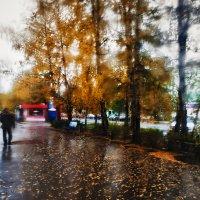 Улица, дождь... :: Сергей Смоляков