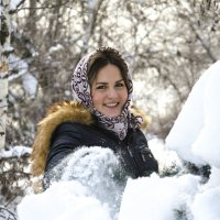 Зимняя)) :: Олька Н