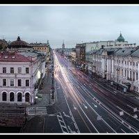 Центральная улица :: Tajmer Aleksandr