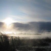 Небо.Туман.Вода :: Валерий Смирнов