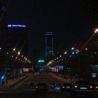 Ночной екатеринбург :: Александр Коликов