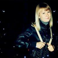Темные ночки :: Анастасия Юрина