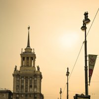 Санкт-петербург парк победы 22.01.2014 :: Низами Асланов