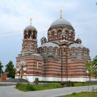 Церковь Троицы в Щурово :: Борис Русаков