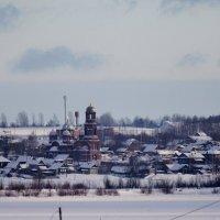 село Ершовка :: Алексей Golovchenko