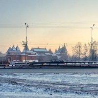 Московское утро. :: Юрий Шувалов