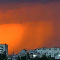 Где - то ливень... :: Геннадий Александрович