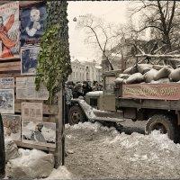 Ленинградский фронт :: Станислав Лебединский