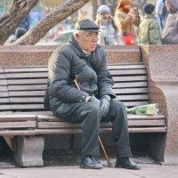 Ожидание, последняя надежда :: Дмитрий Сушкин