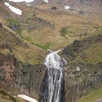 ПРИЭЛЬБРУСЬЕ. Водопад ТЕРСКОЛ. :: ВАСИЛИСА АЛЕКСЕЕВНА