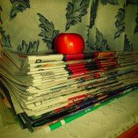 Газетное фото :: Ирина Василевская