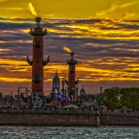 Огни маяков :: Александр Неустроев