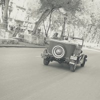 Going back in time :: Arman S