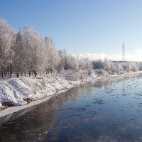 Река :: Олег Лебедев
