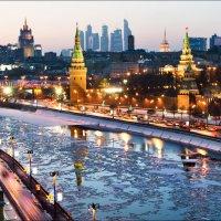 Evening Moscow :: Георгий Ланчевский