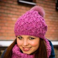 Frosty girl :: Klaudiusz Łapiński