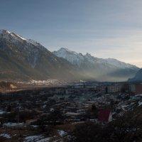 Горы вокруг Теберды :: Евгений Khripp