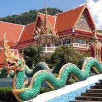 Буддийский храм :: Вик Токарев
