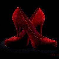 Красное и чёрное :: Larianna Holm